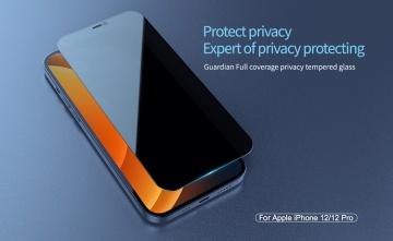 Dán cường lực iPhone 12 ProMax - Nillkin Guardian (chống nhìn trộm)